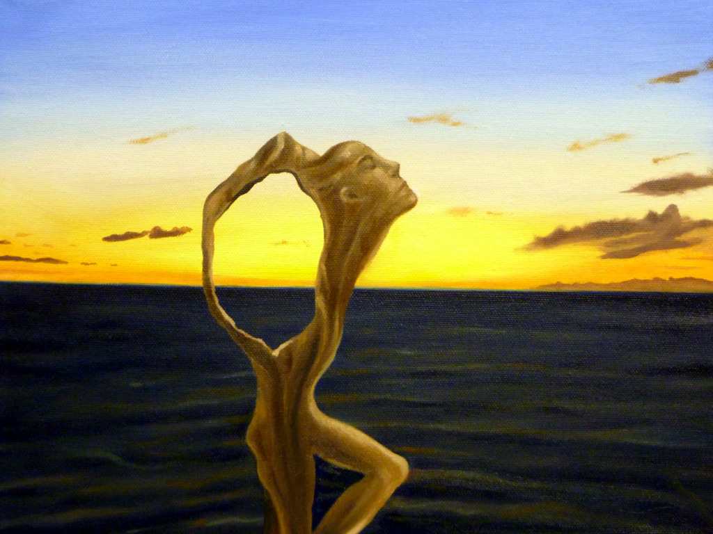 EMERGENCE: Surreal Oil Paintings by J.J. Long's video poster