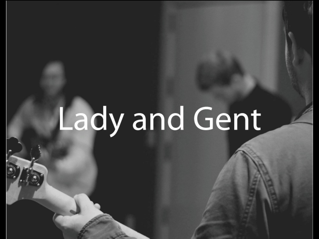 Help Lady and Gent Make an Album's video poster