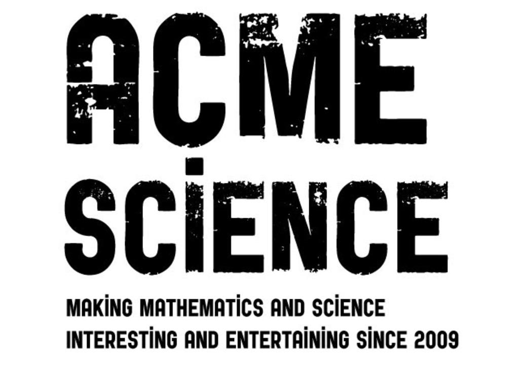 ACMEScience.com's video poster
