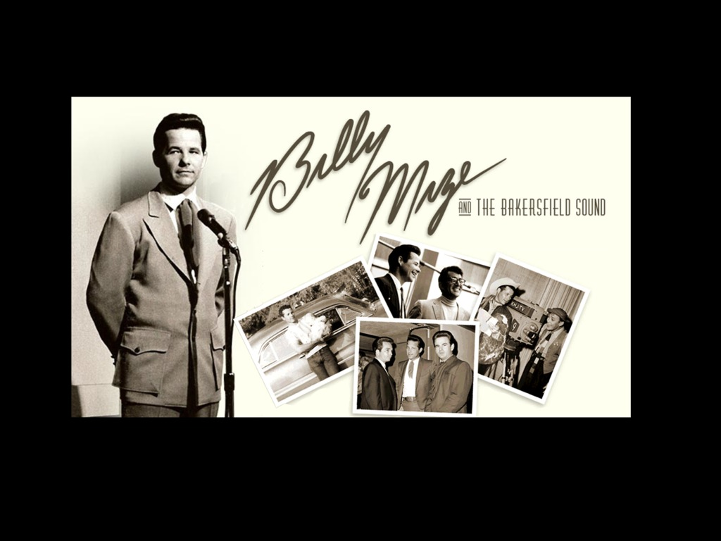 Billy Mize & The Bakersfield Sound's video poster