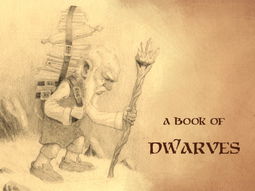 A Book of Dwarves's video poster