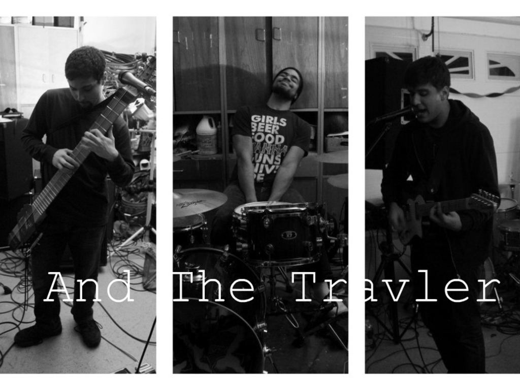 And The Traveler's First Full Length Album!'s video poster