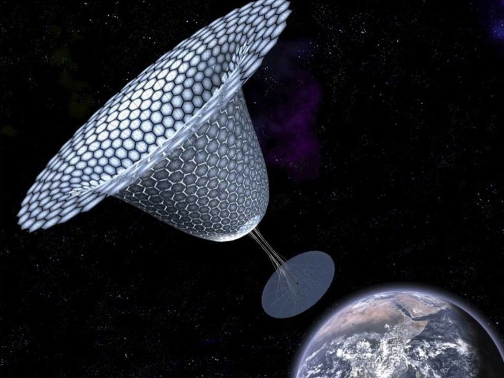Space Solar Power & the SPS-ALPHA Concept's video poster