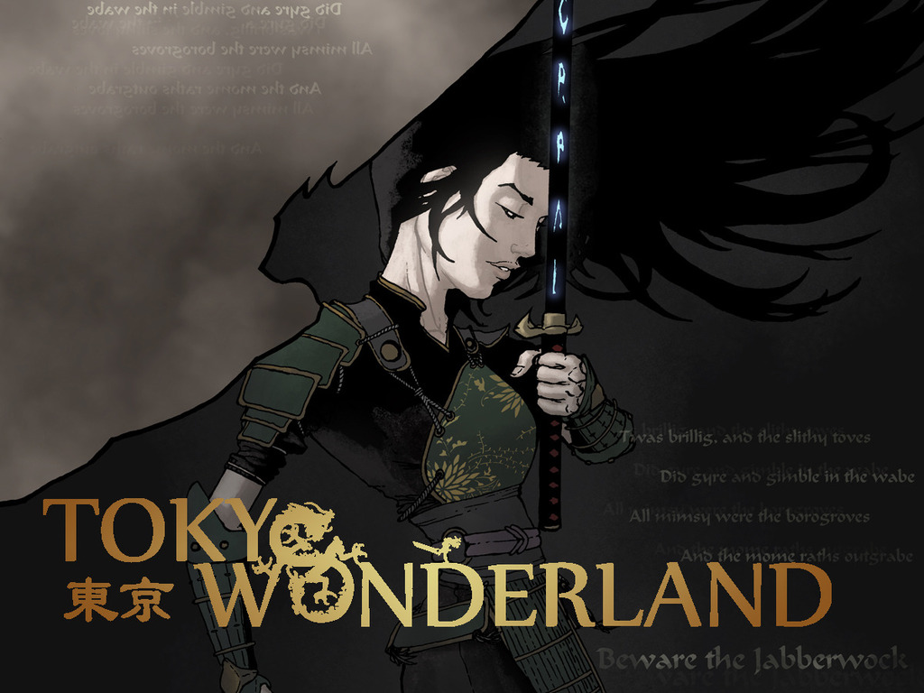 Tokyo Wonderland (over 130 pages & avail. in Hardcover)'s video poster