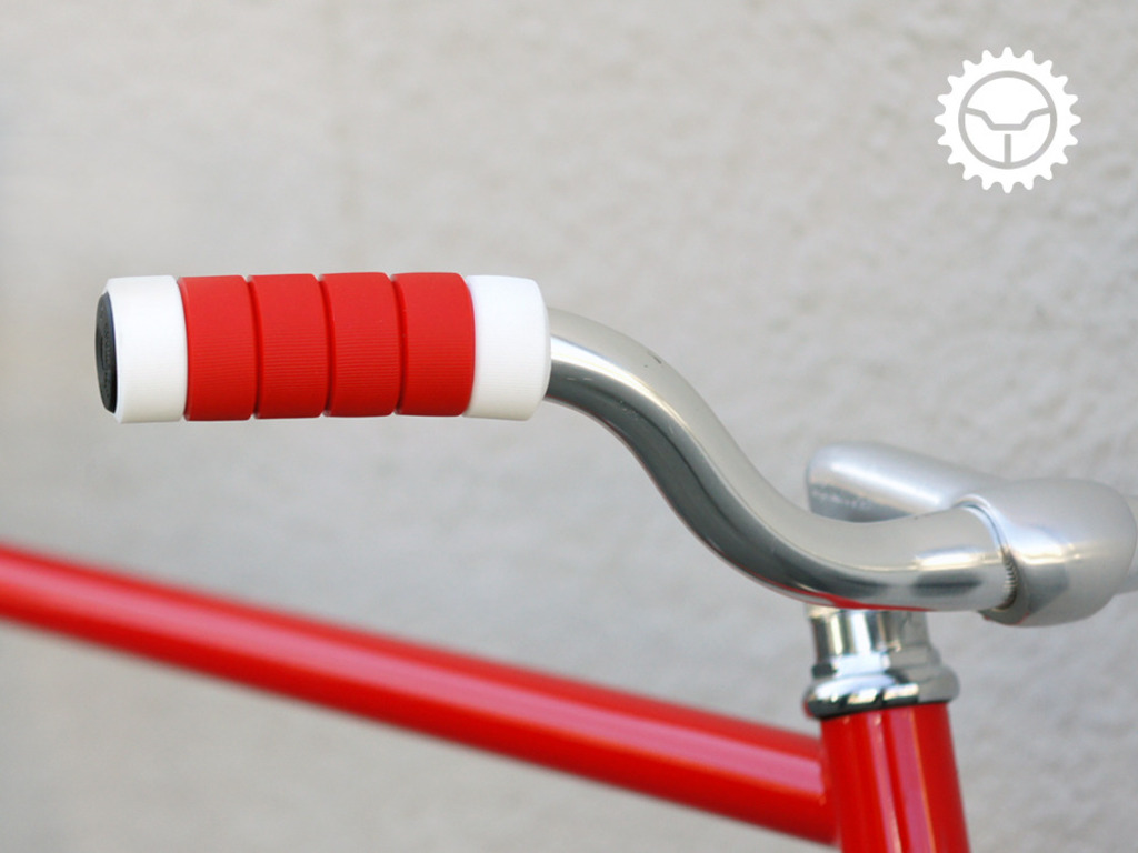 GripRings: A bicycle grip made of individual silicone rings.'s video poster