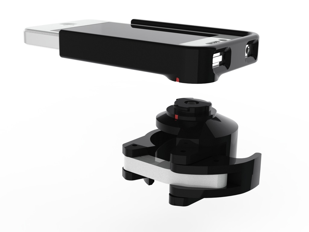 Magnifi - World's First iPhone Universal Photoadapter Case's video poster