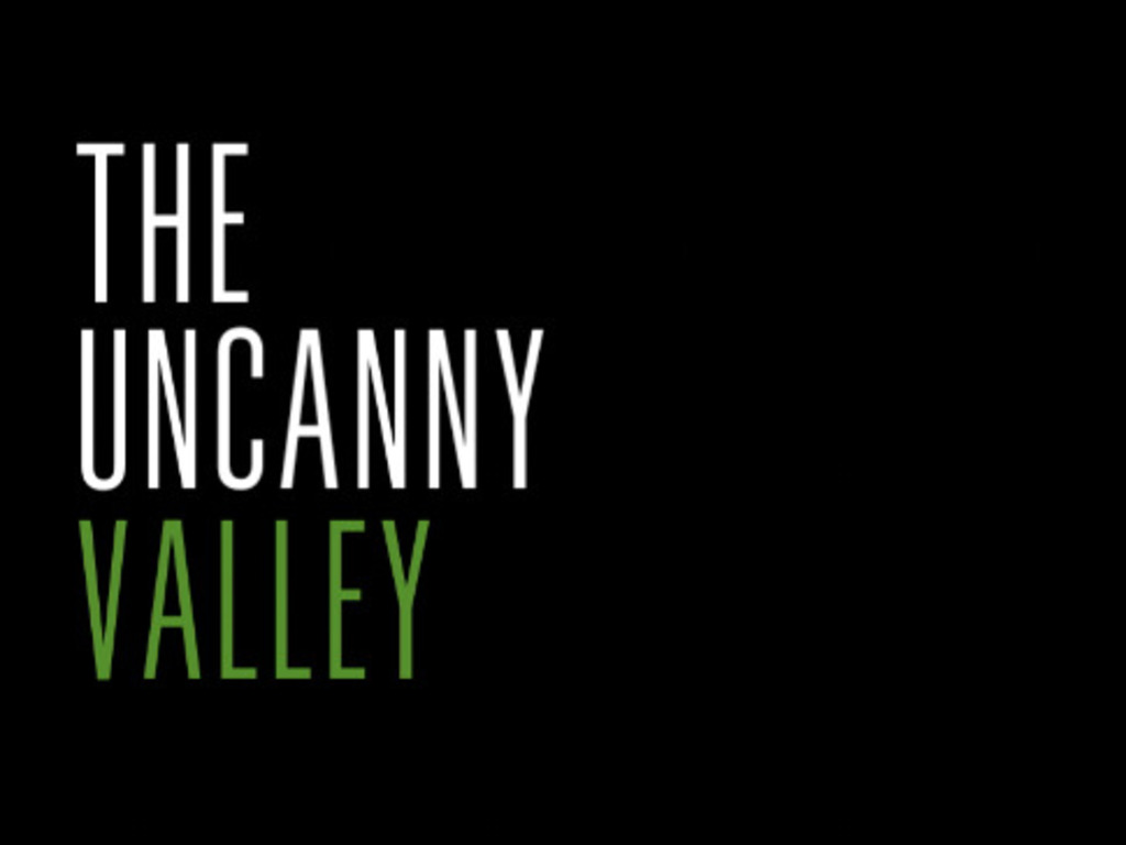 The Uncanny Valley's video poster