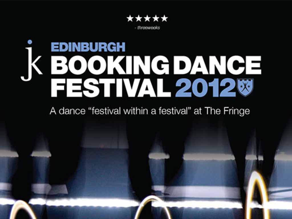 BOOKING DANCE FESTIVAL 2012's video poster
