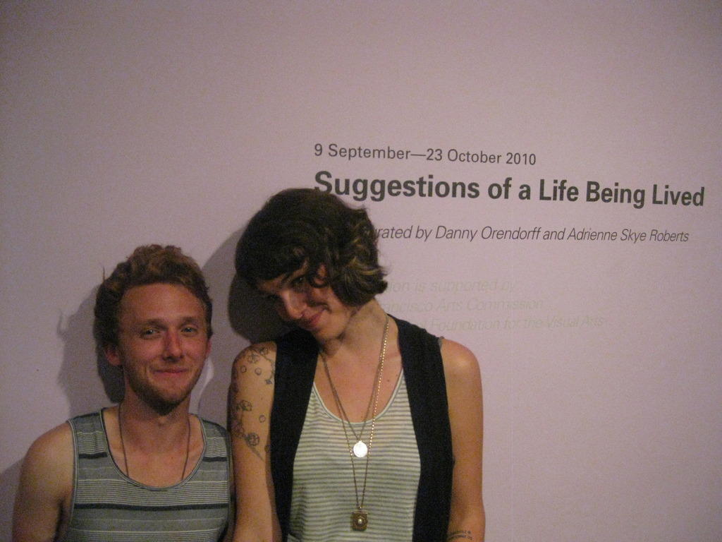 Suggestions of a Life Being Lived - Exhibition Catalog 's video poster