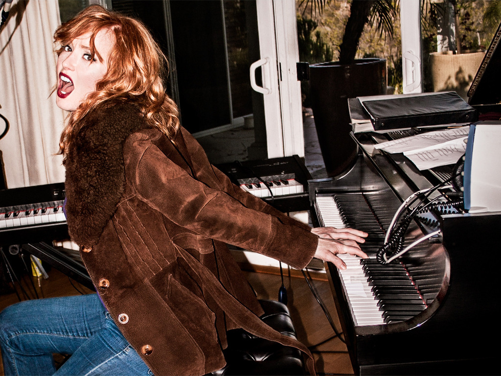 Alicia Witt's Live at Rockwood Album!'s video poster