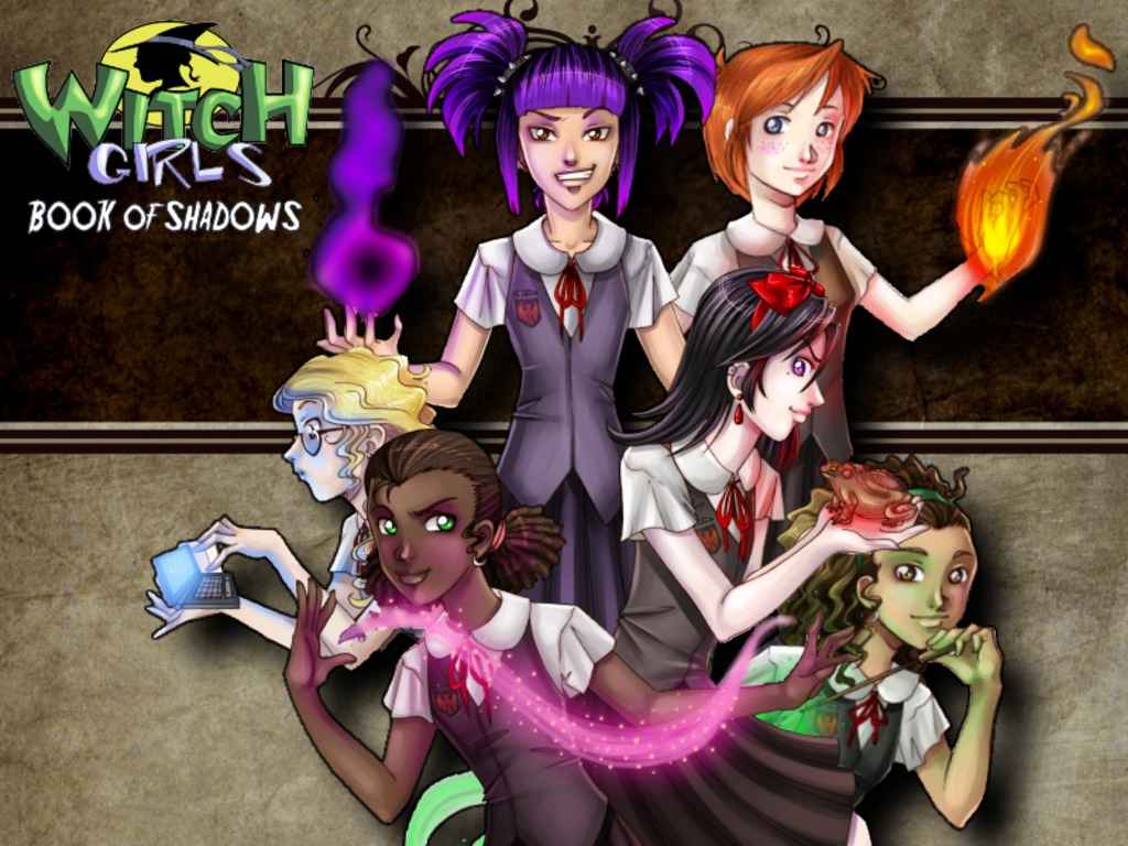 Witch Girls Book of Shadows. (Witch Girls Second Edition)'s video poster