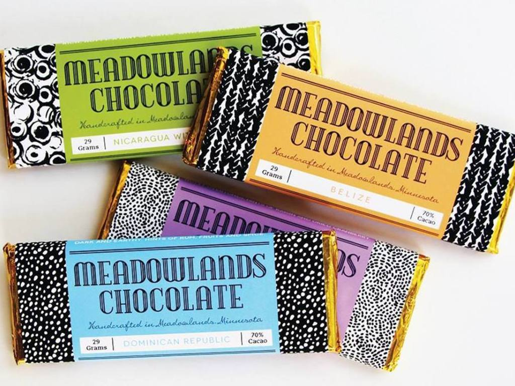 Meadowlands Chocolate's video poster