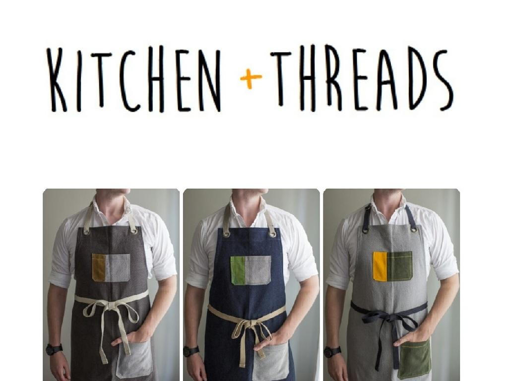 Kitchen + Threads: Organic. Handmade. Lasting.'s video poster