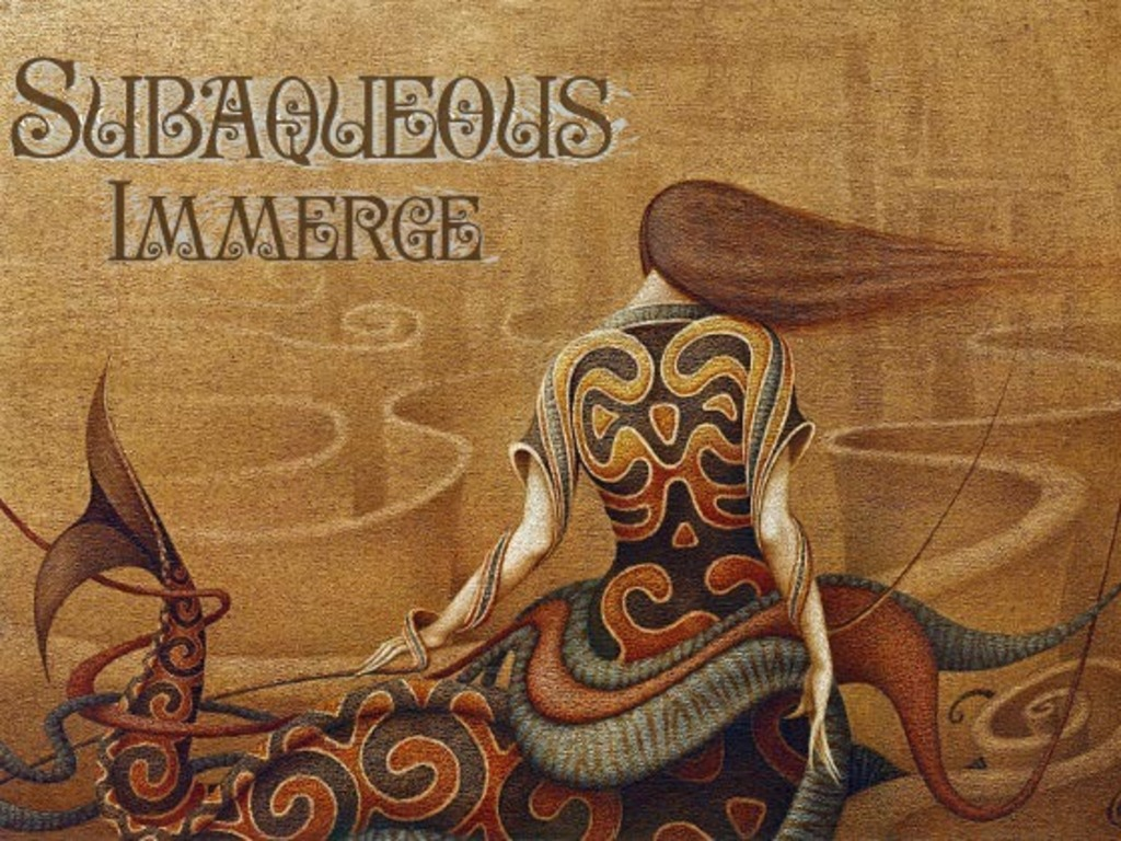 Subaqueous Immerge Album Release's video poster