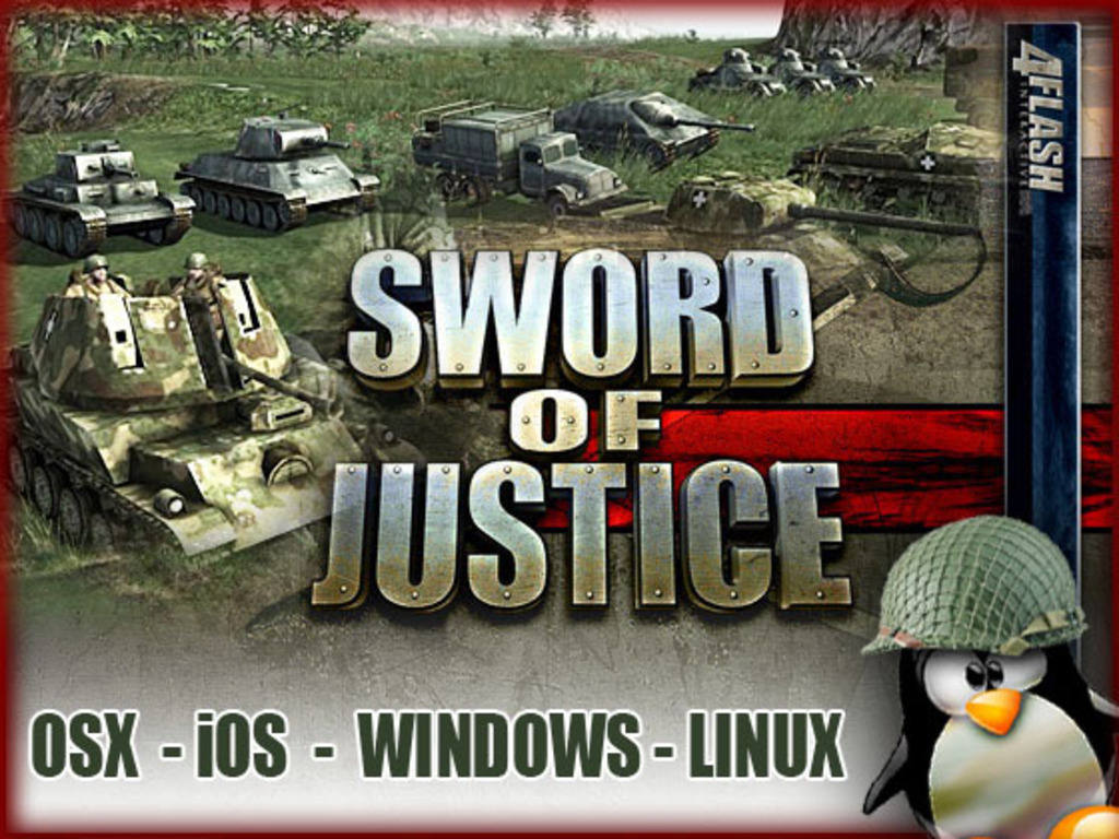 Sword Of Justice's video poster
