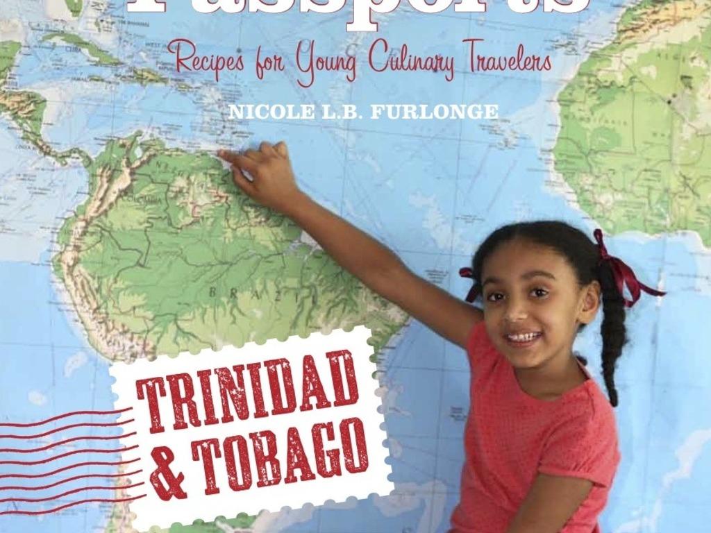 Kitchen Passports: Trinidad and Tobago Children's Cookbook's video poster