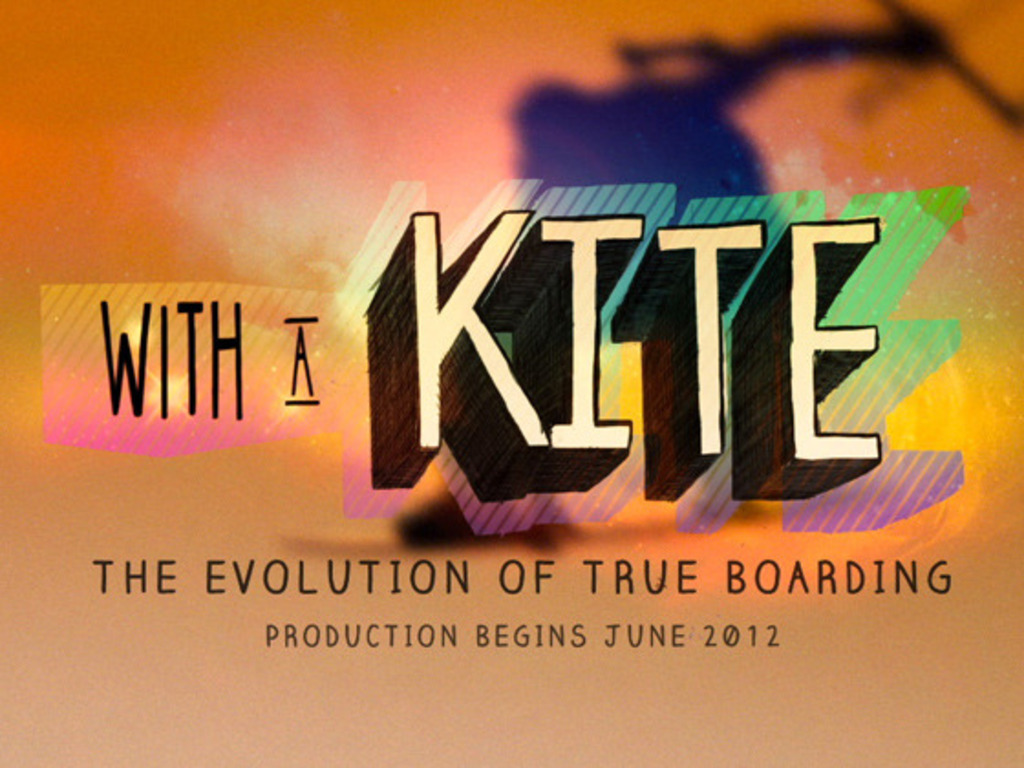 With A Kite's video poster