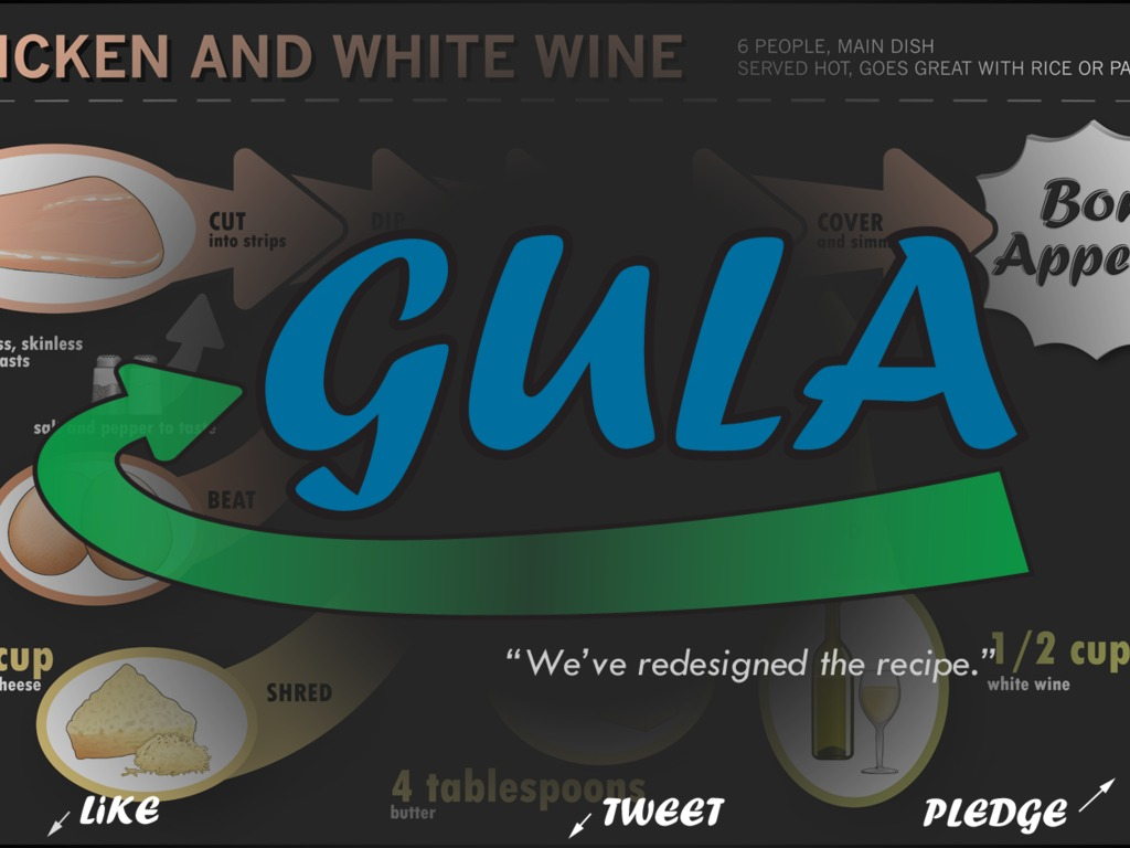 Recipe Redesign - GULA's First Illustrated Cookbook's video poster
