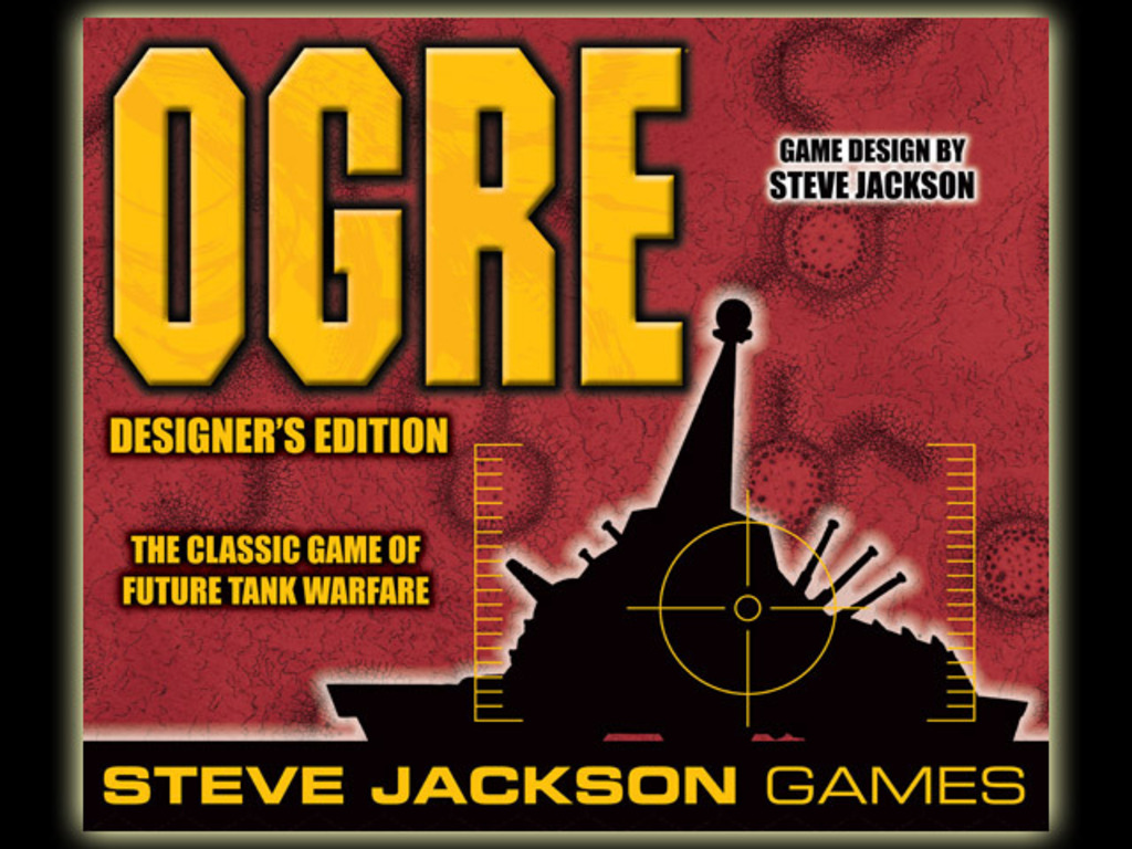 Ogre Designer's Edition's video poster