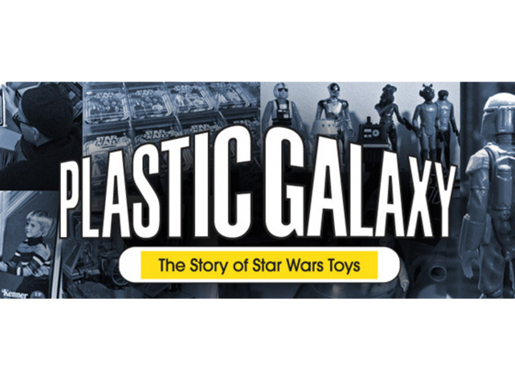 Plastic Galaxy: A Documentary About Star Wars Toys's video poster