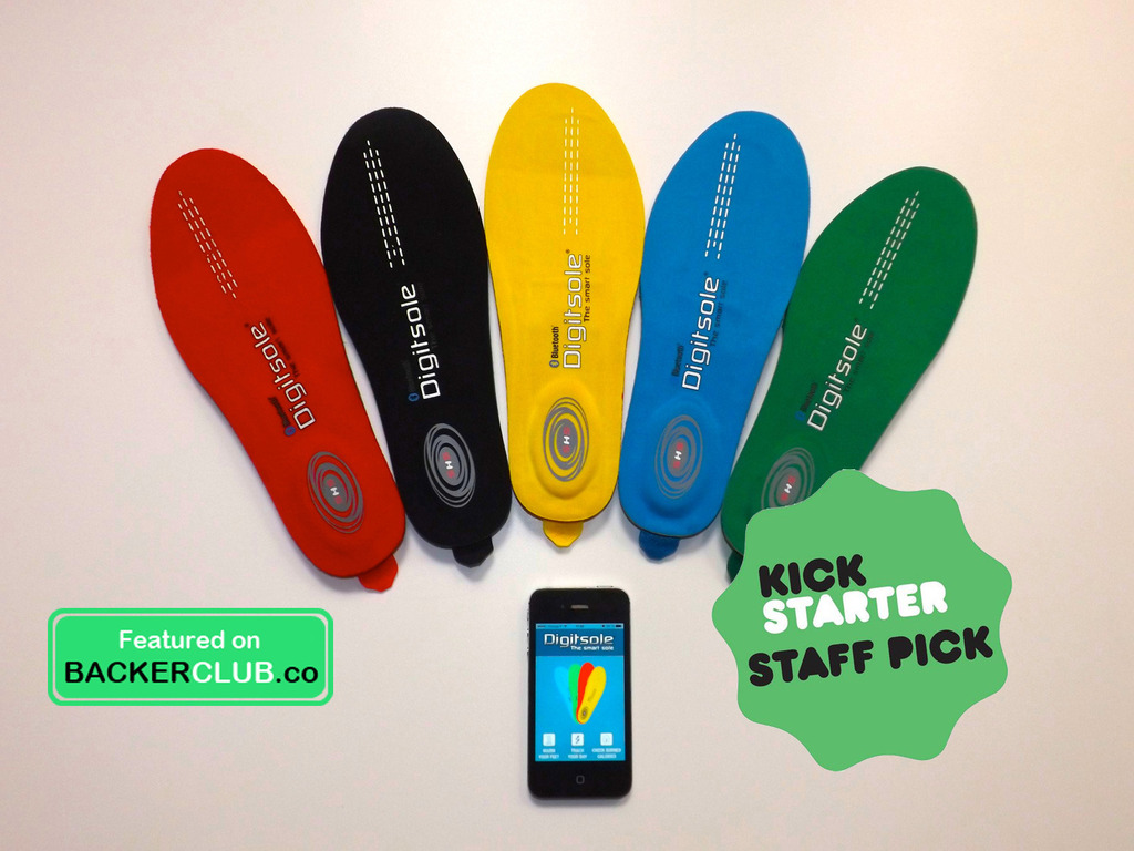 Digitsole: The first interactive insole to heat your feet's video poster