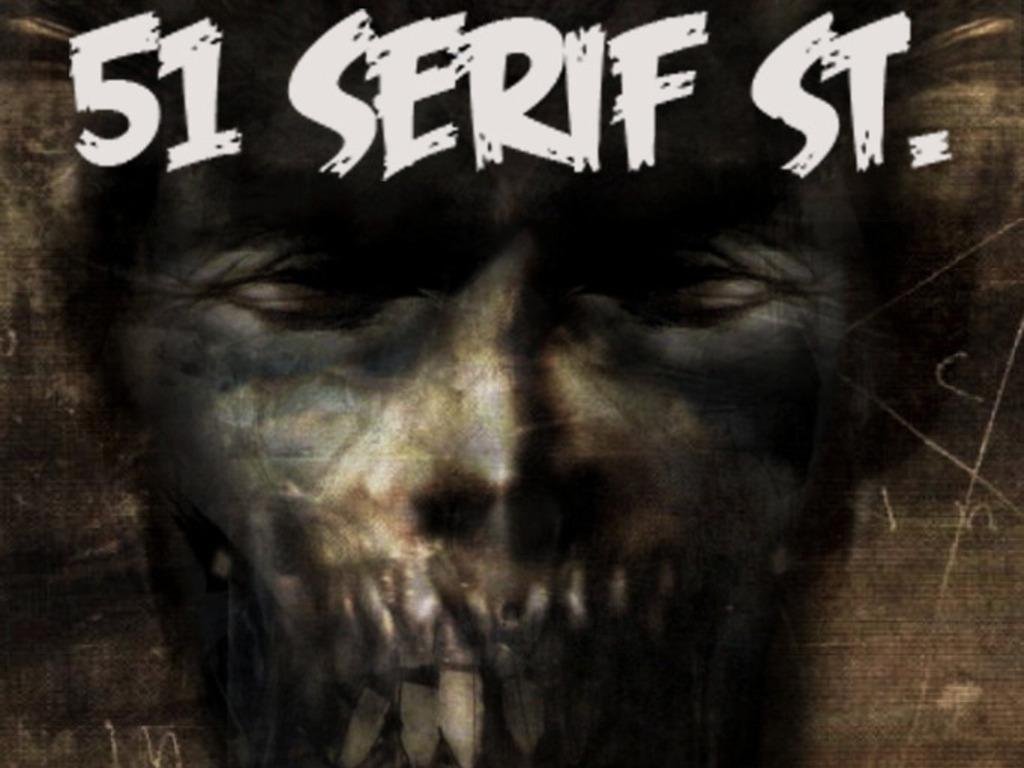 51 Serif St. - A horror comic!'s video poster