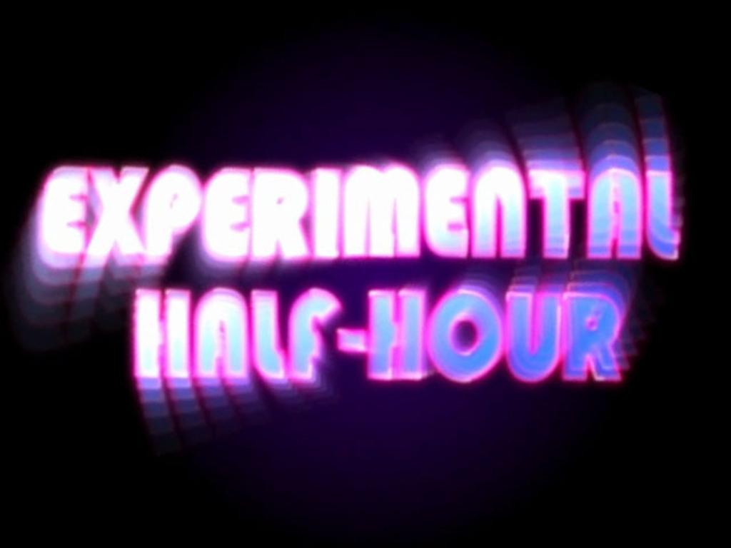 Experimental Half-Hour European Tour's video poster