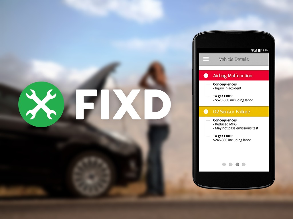 FIXD: Your car is talking to you, are you listening?'s video poster