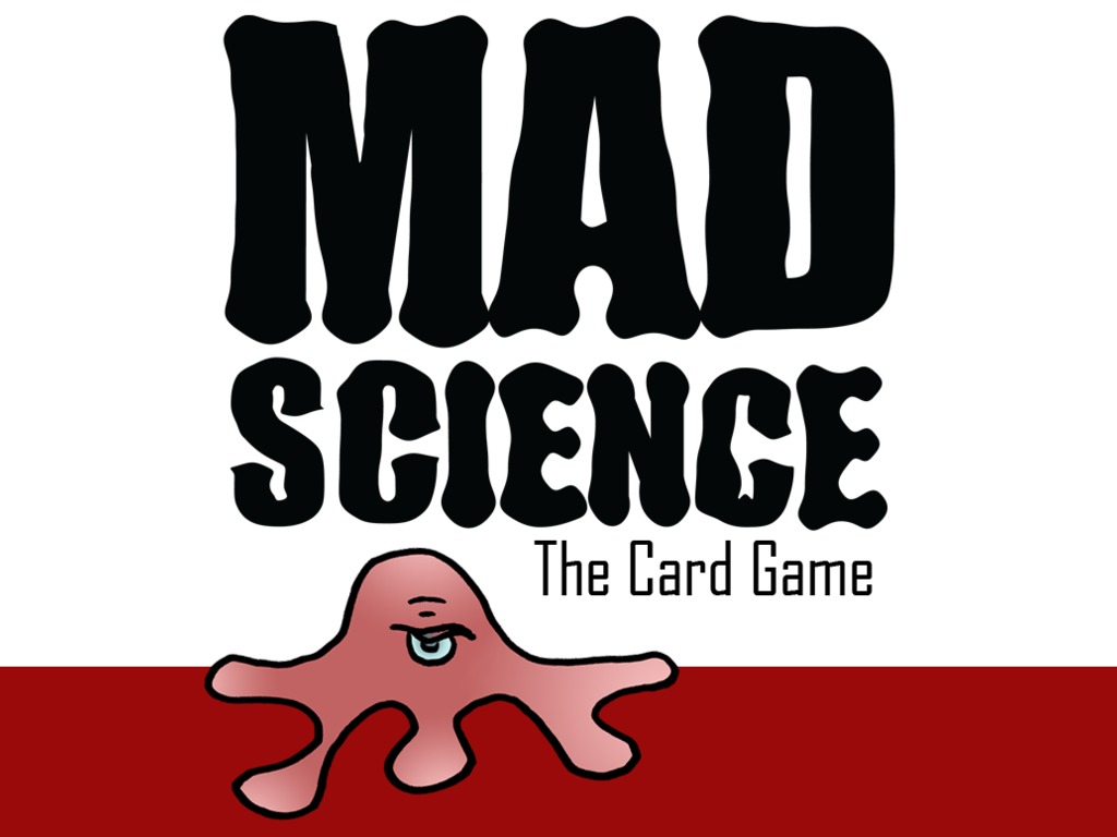 Mad Science The Card Game's video poster