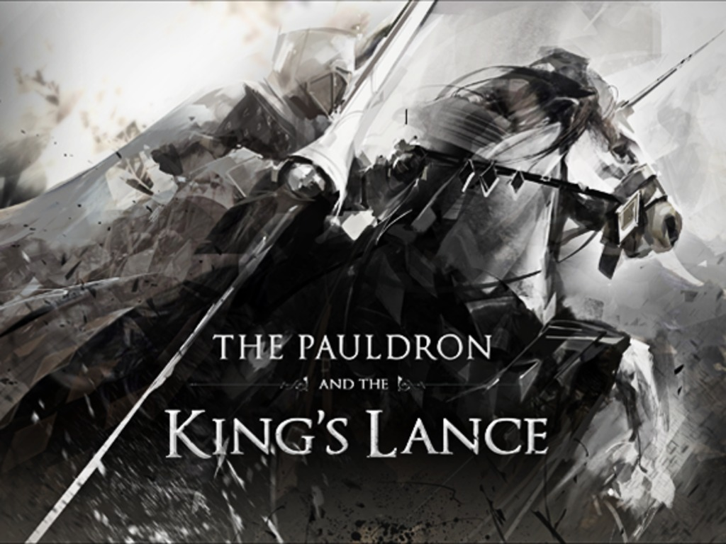 The King's Lance's video poster
