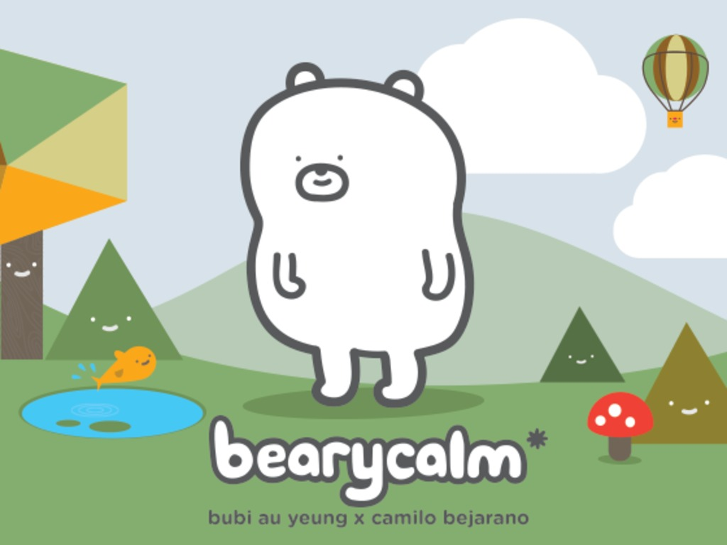 The Original Bearycalm's video poster