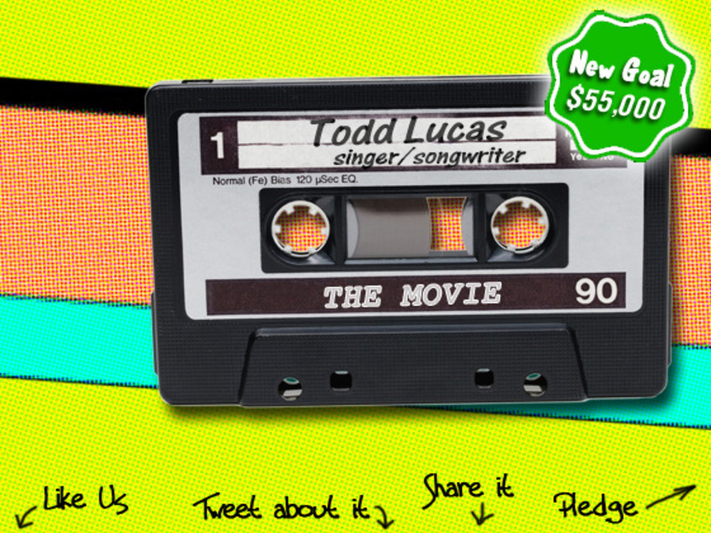 Todd Lucas: Singer/Songwriter - The Movie's video poster