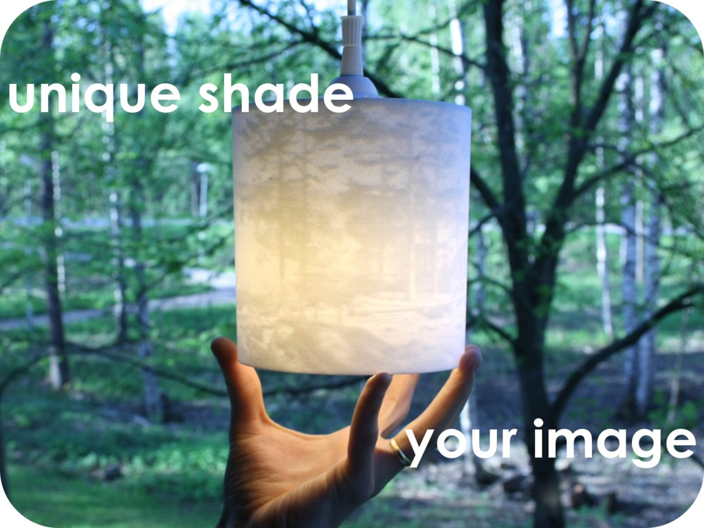 PicShade: A Lampshade with Your Own Images Shining Through's video poster