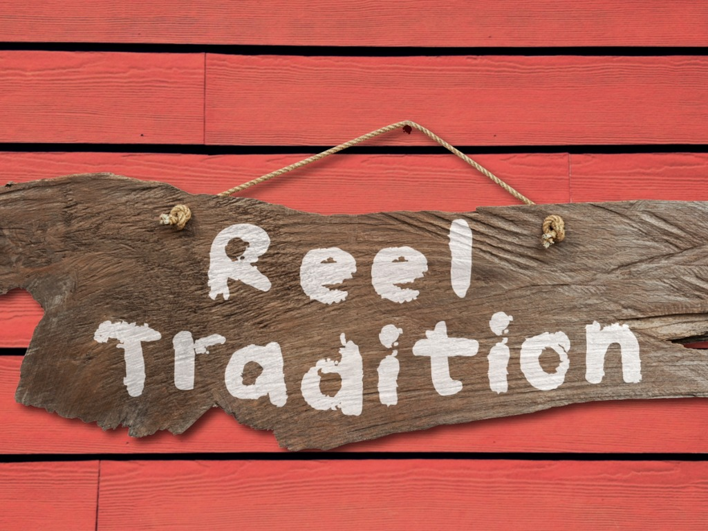 Reel Tradition's video poster