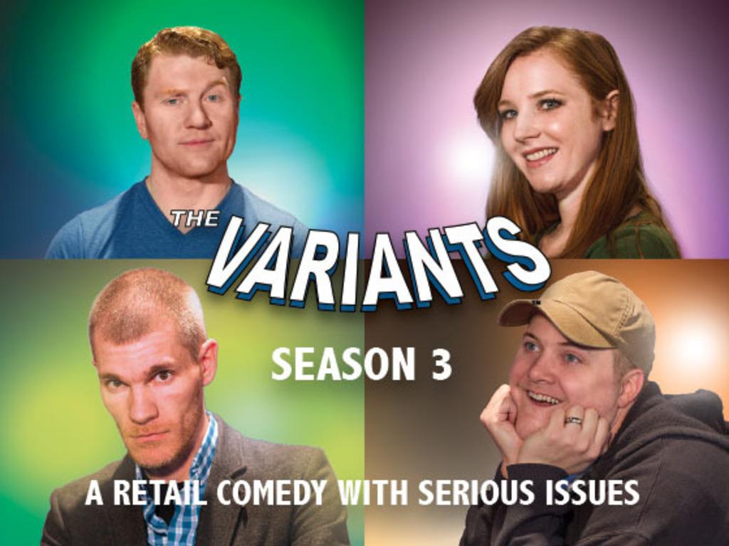 """The Variants"" season 3's video poster"