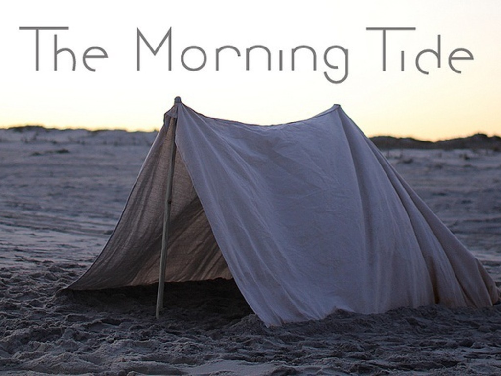 The Morning Tide, a short film's video poster