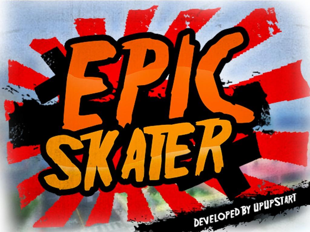 Epic Skater's video poster