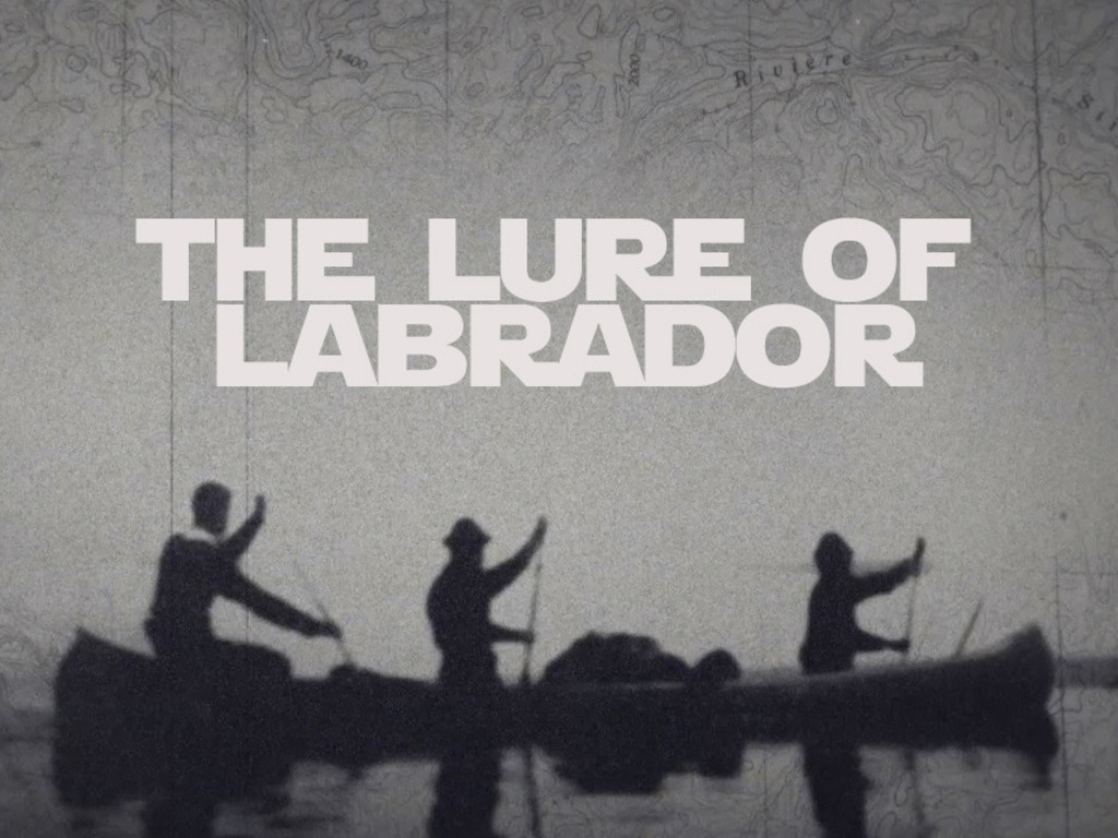 The Lure of Labrador's video poster