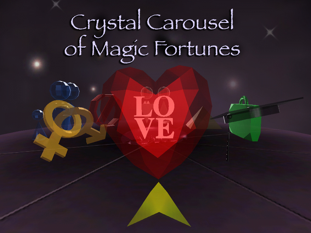 Crystal Carousel of Magic Fortunes Universal App for iOS's video poster