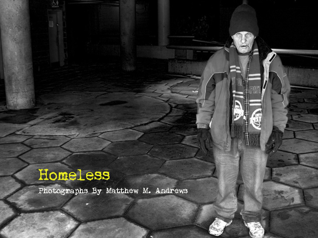 Documenting Homelessness's video poster