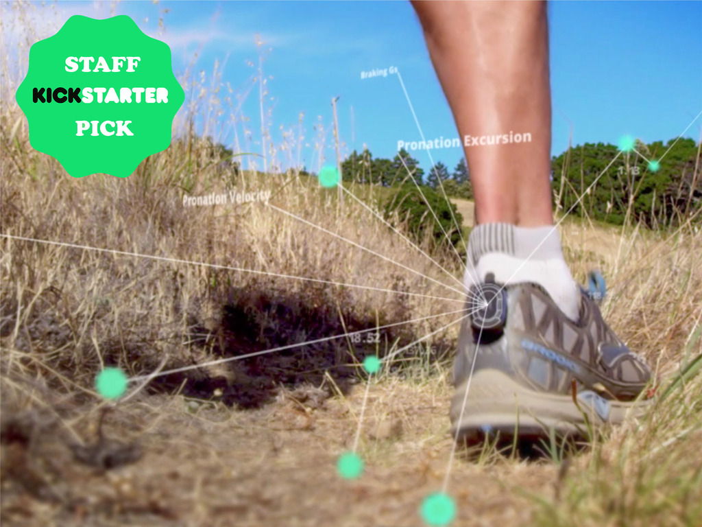 runScribe: Wearable for the Data-Driven Athlete's video poster