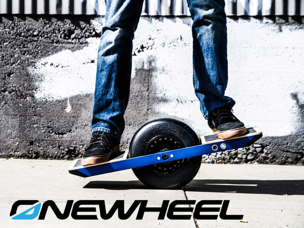 Onewheel :: The Self-Balancing Electric Skateboard's video poster