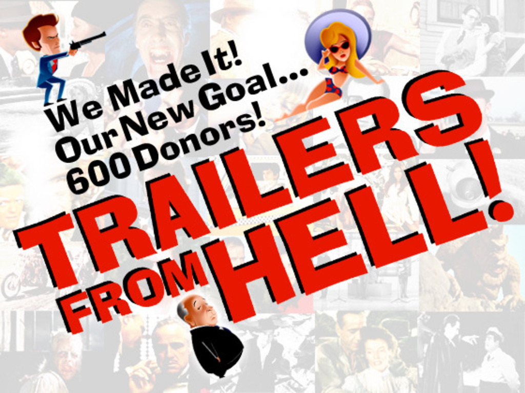 Trailers From Hell!'s video poster