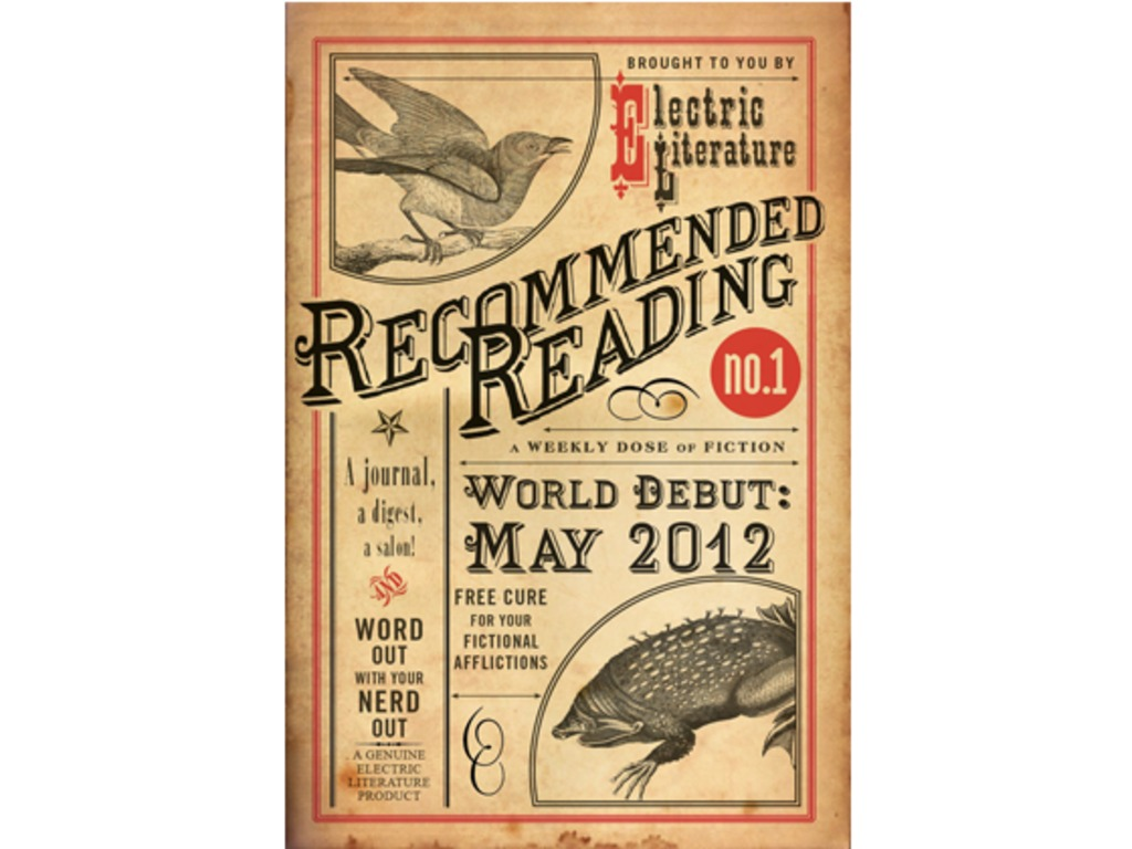Electric Literature's Recommended Reading's video poster