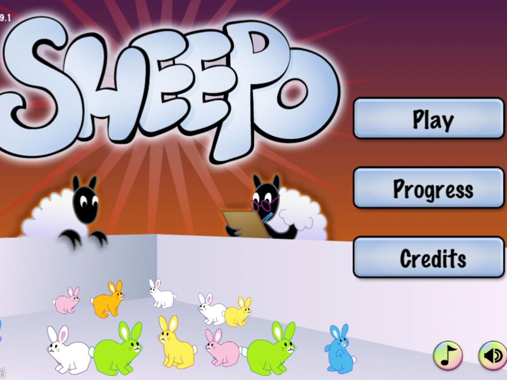 Sheepo - A Puzzle Platformer's video poster