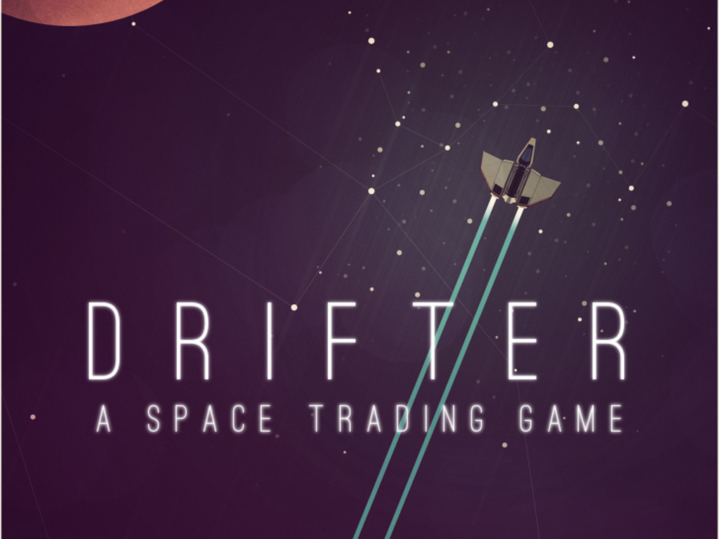 Drifter: A Space Trading Game's video poster
