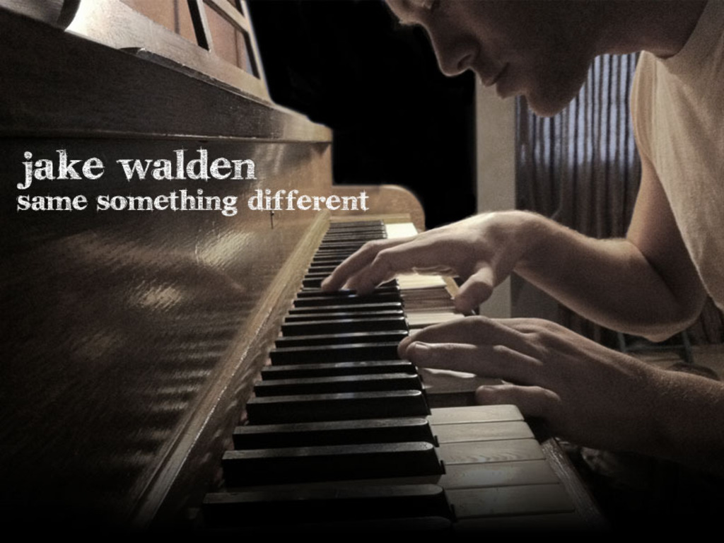 Same Something Different: Jake Walden Album's video poster