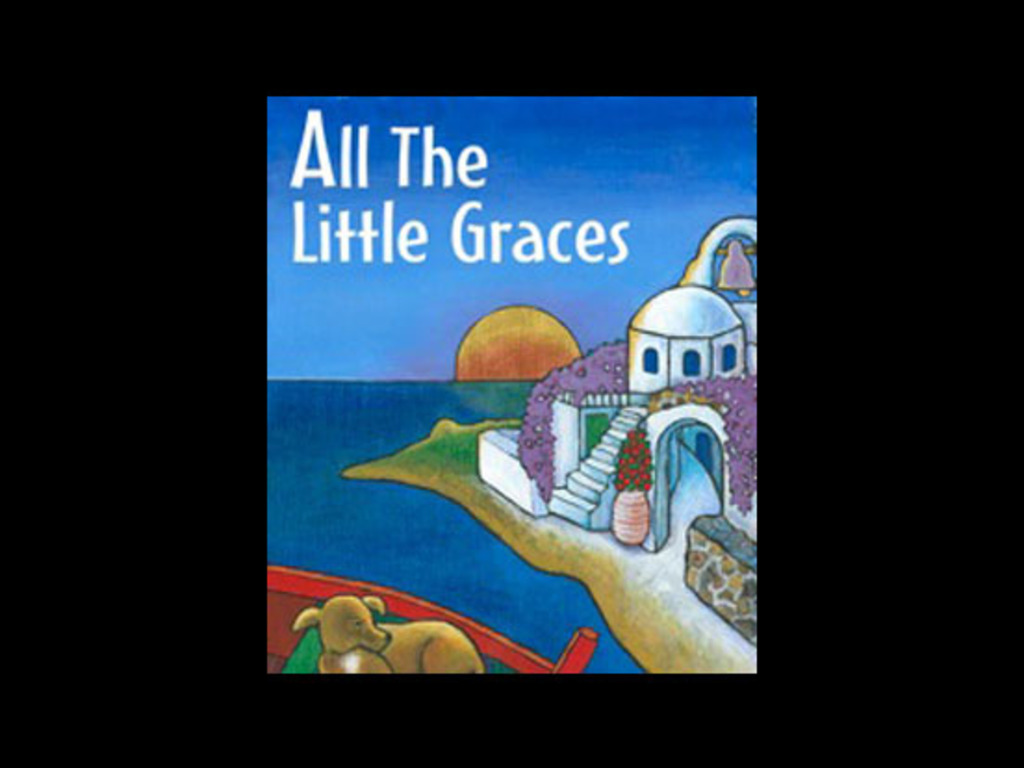 All The Little Graces's video poster