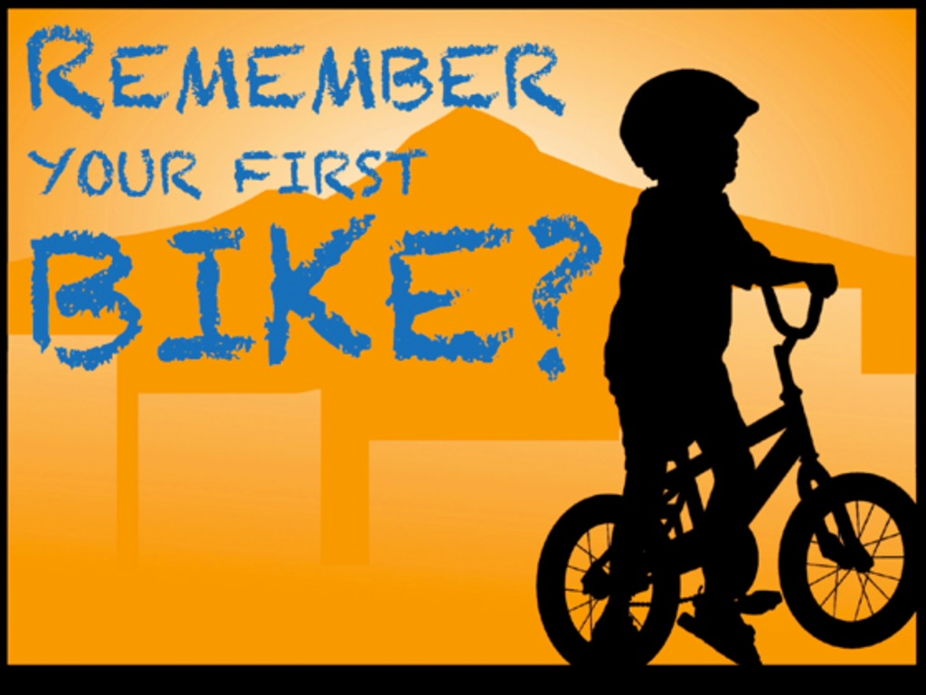 Remember Your First Bike?  The Story of Portland's Holiday Bike Drive.'s video poster