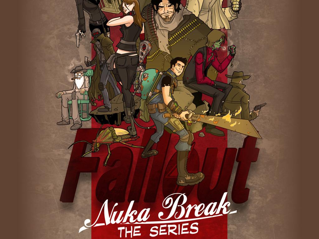 """Fallout: Nuka Break"" Season 2's video poster"